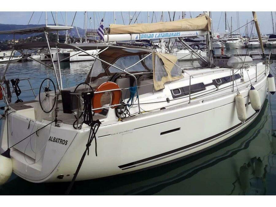 Dufour 405 (Albatros) Main image - 0