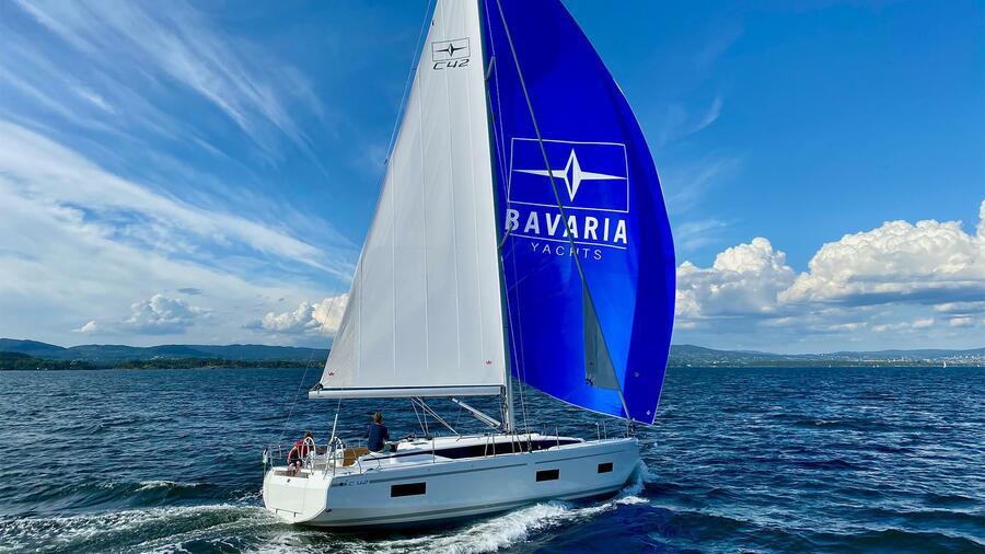 Bavaria C42 (Karpouzi | A/C, Bowth, Full teak deck)  - 6