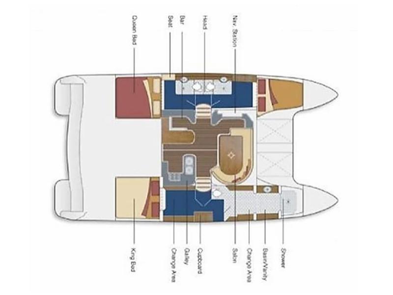 Afri-Cat 420 (Suzy Q) Plan image - 5