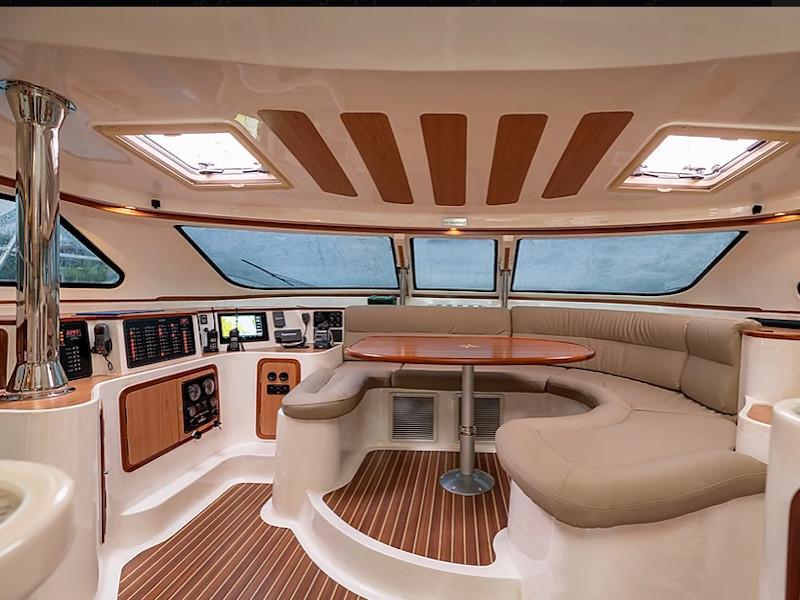 Afri-Cat 420 (Suzy Q) Interior image - 3