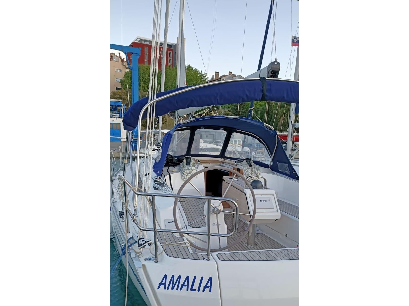 Bavaria Cruiser 37 (AMALIA) Main image - 0