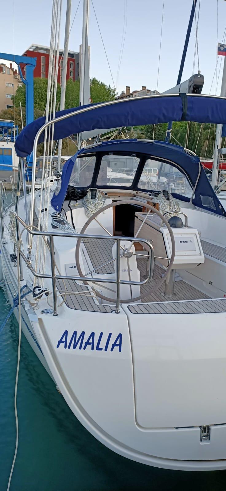 Bavaria Cruiser 37 (AMALIA)  - 6