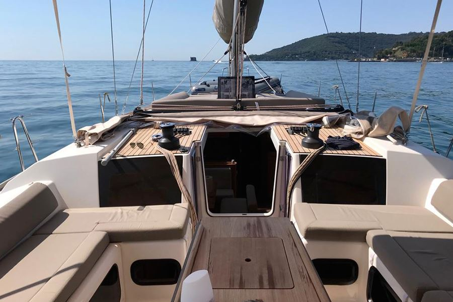 Dufour 512 Grand Large (Nostra)  - 2