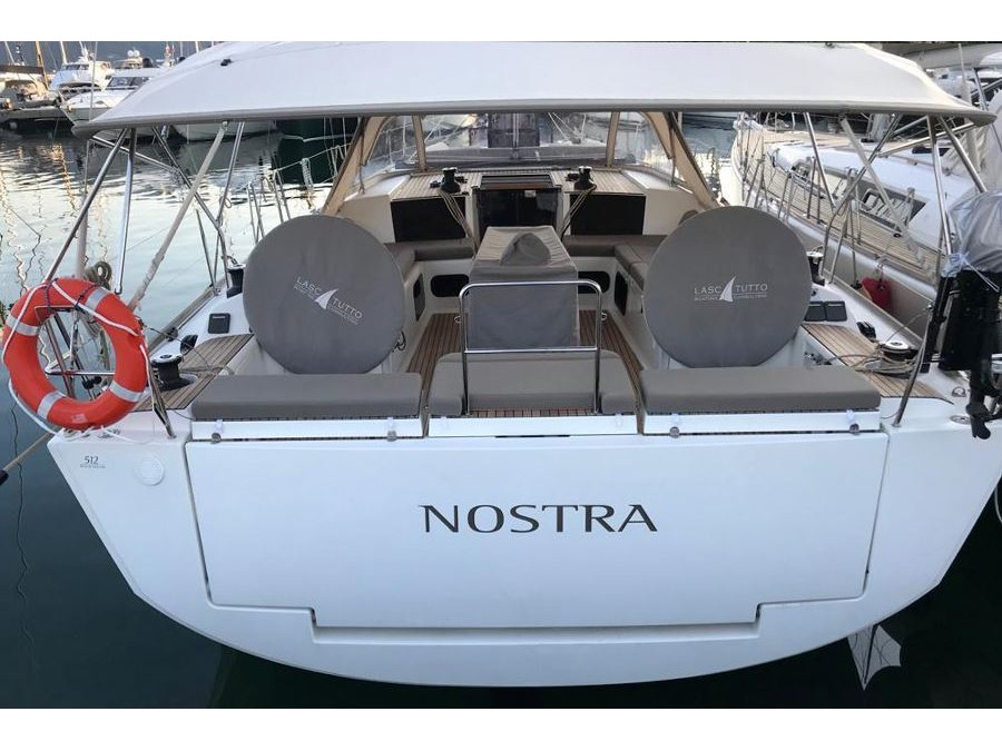 Dufour 512 Grand Large (Nostra) Main image - 0