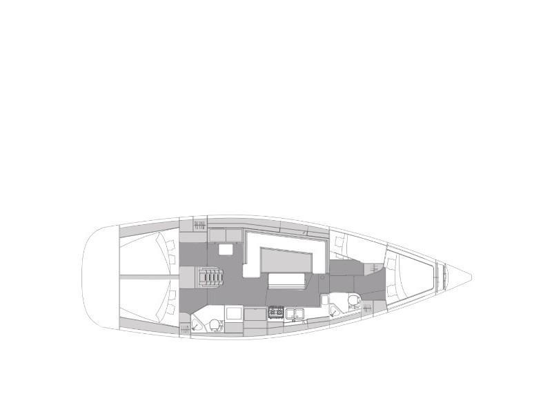 Elan Impression 45.1 (Anastasia) Plan image - 4