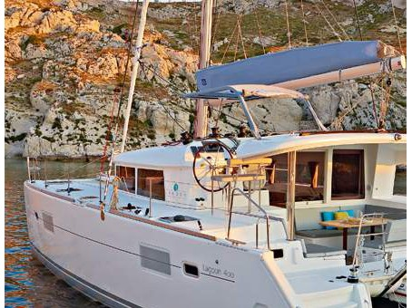 Lagoon 400 (Dali) Main image - 0