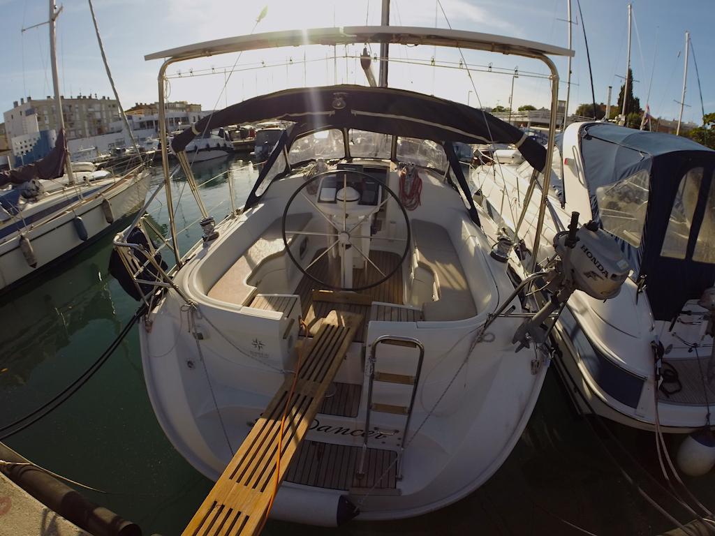 Sun Odyssey 36.2 (Sea Dancer)  - 1
