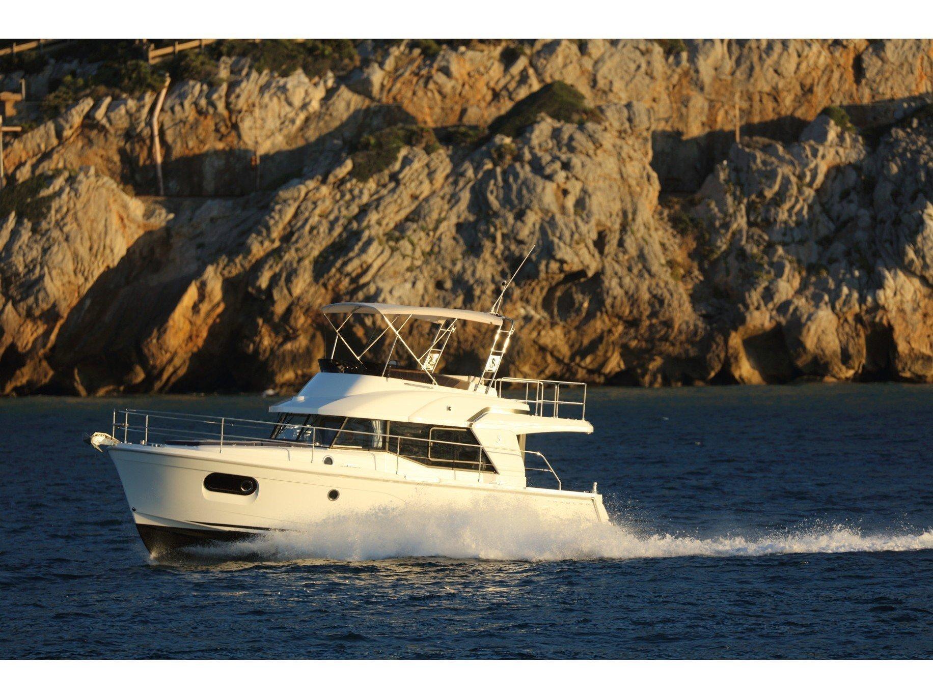 Swift Trawler 35 (Moritz ) Main image - 0