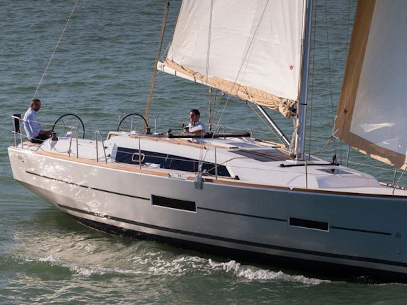 Dufour 382 Grand Large (Les Troyens)  - 8