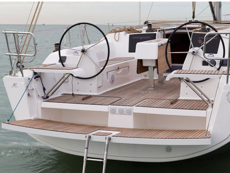 Dufour 382 Grand Large (Les Troyens)  - 2
