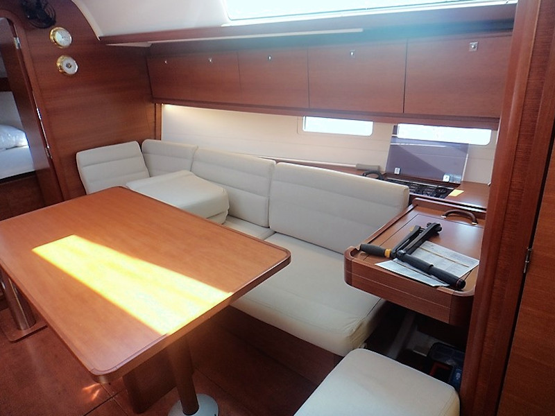 Dufour 382 Grand Large (Les Troyens)  - 6