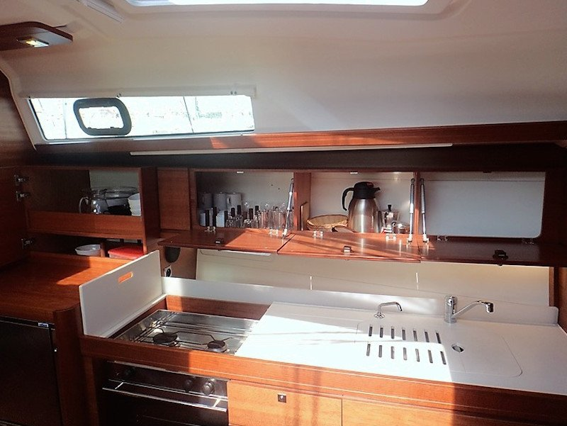 Dufour 382 Grand Large (Les Troyens)  - 4
