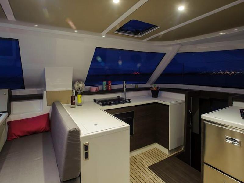 Nautitech Open 40 (Sea Garden) Interior image - 1