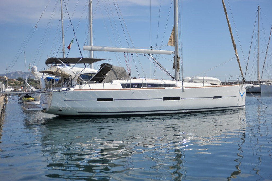 Dufour 460 Grand Large (Mayflower)  - 16