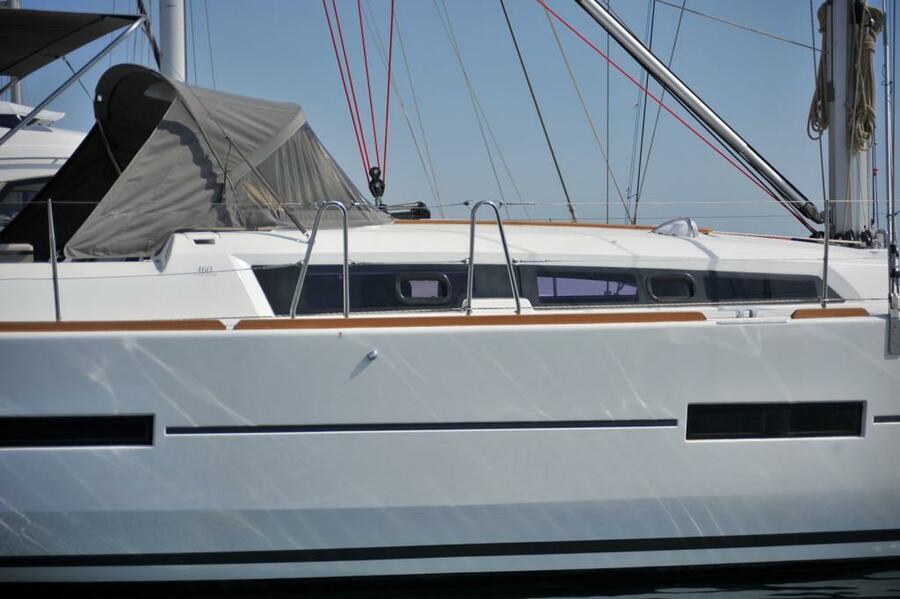 Dufour 460 Grand Large (Mayflower)  - 12