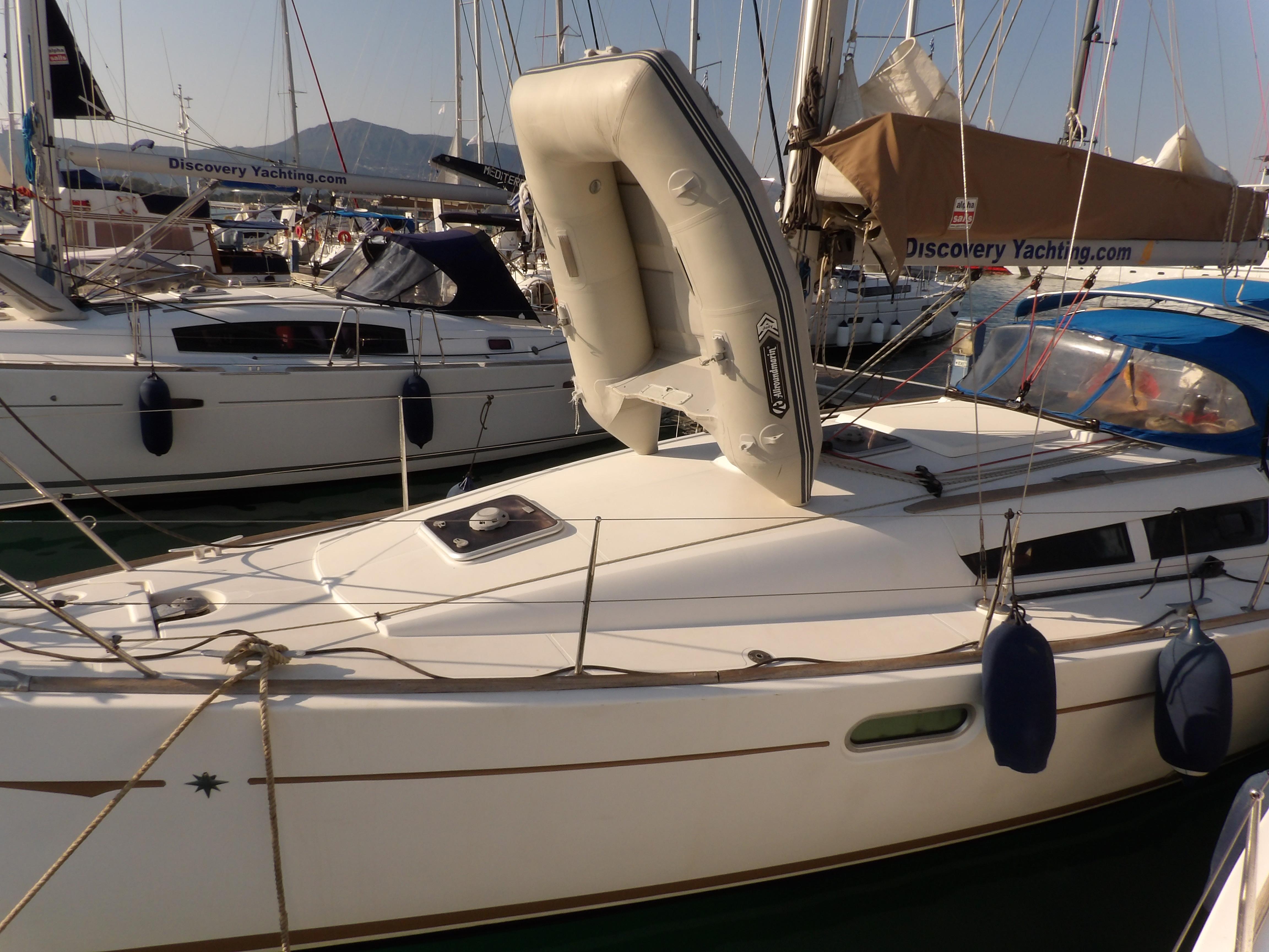 Sun Odyssey 36i (Marina)  - 15