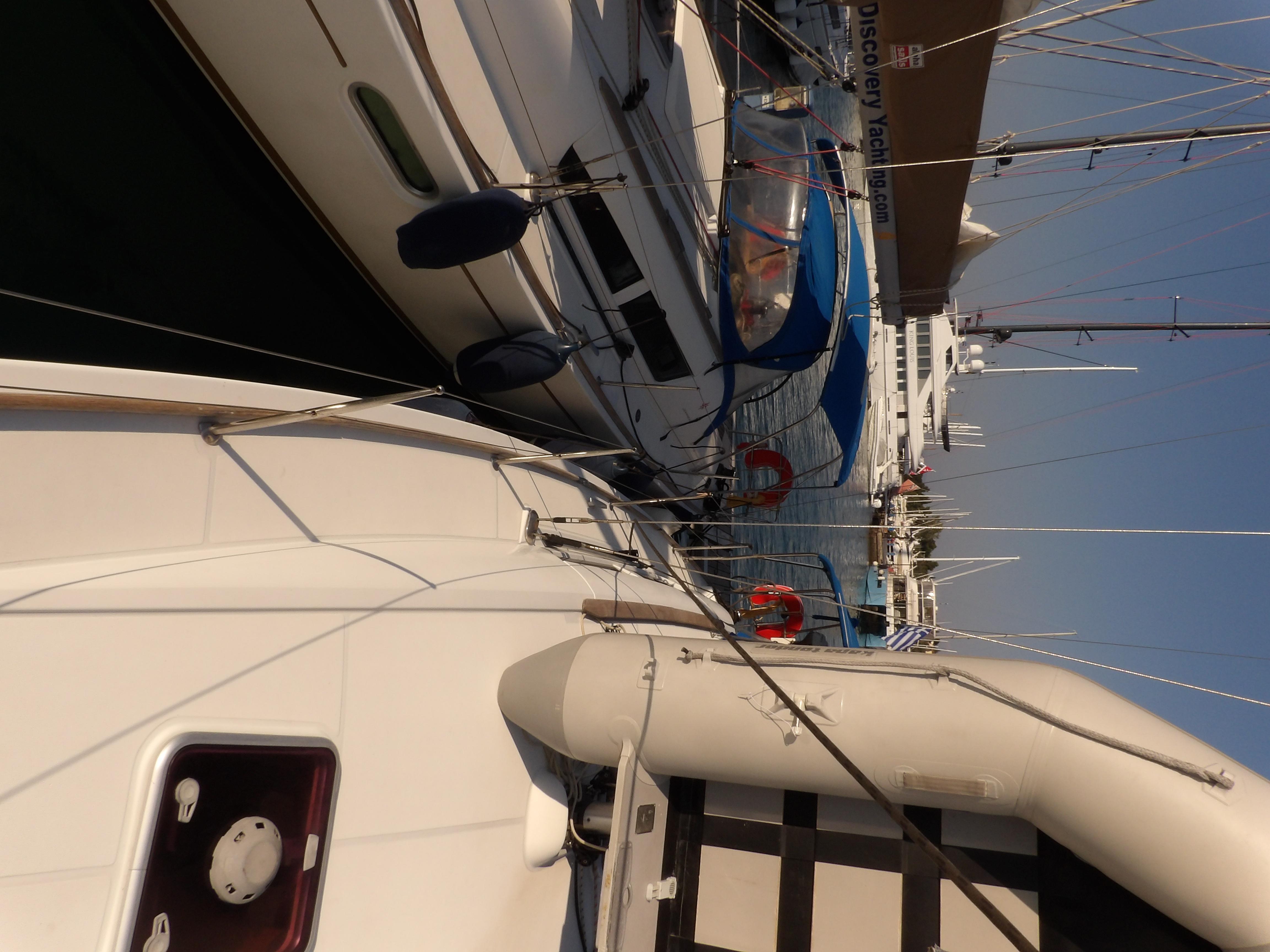 Sun Odyssey 36i (Marina)  - 16