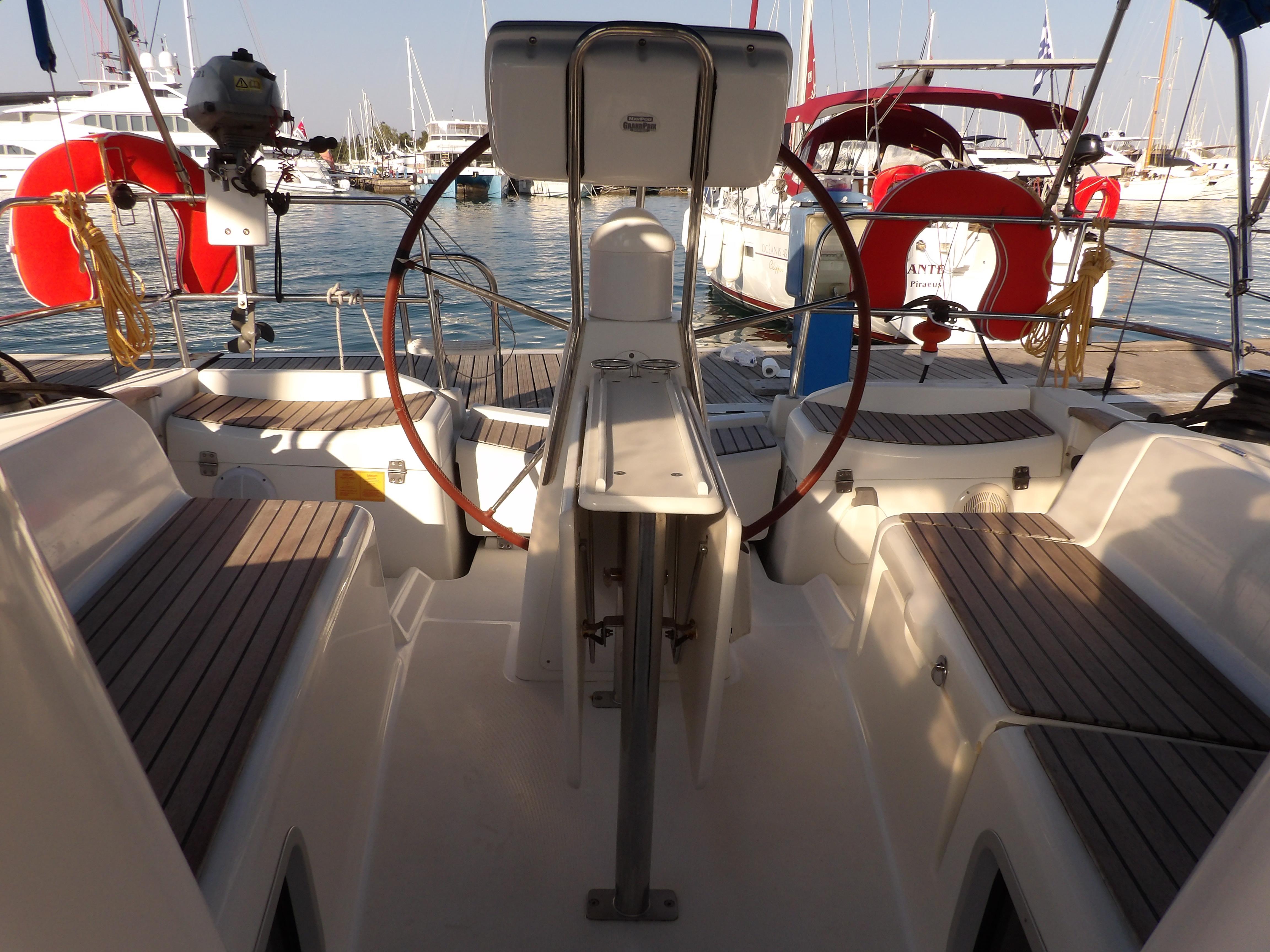 Sun Odyssey 36i (Marina)  - 22