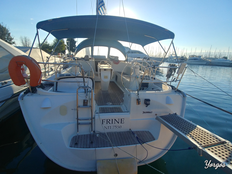 Sun Odyssey 43 (Frine)  - 1