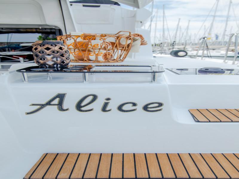 Lagoon 46 (ALICE)  - 123