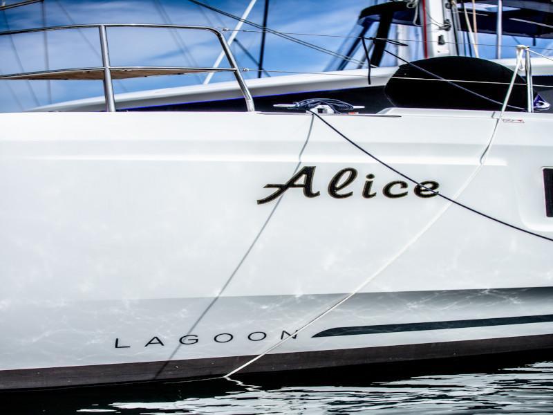 Lagoon 46 (ALICE)  - 27