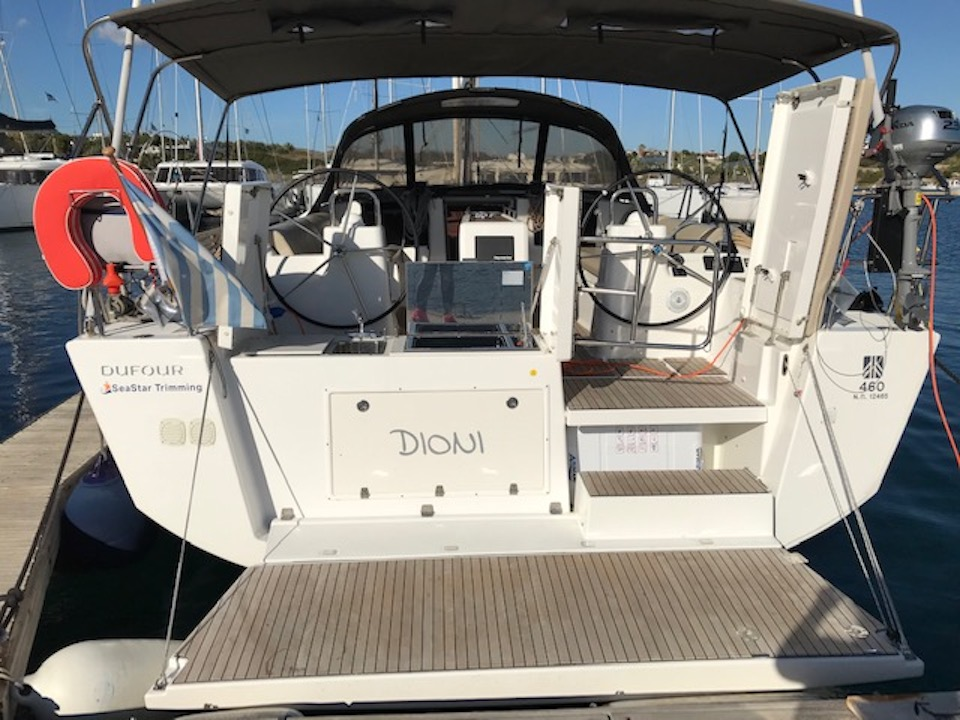 Dufour 460 Grand Large (Dioni)  - 5