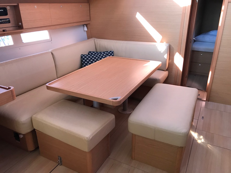 Dufour 460 Grand Large (Dioni)  - 2