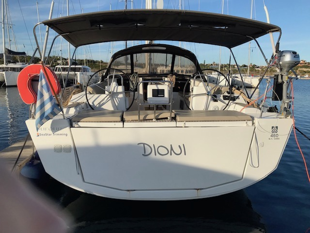Dufour 460 Grand Large (Dioni) Main image - 0