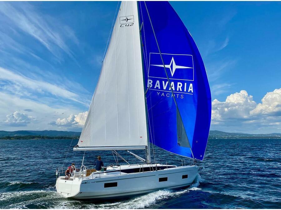 Bavaria C42 (Karpouzi | A/C, Bowth, Full teak deck) Main image - 0