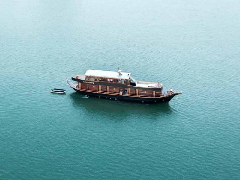 Wooden motor yacht (Maha Bhetra) Main image - 0