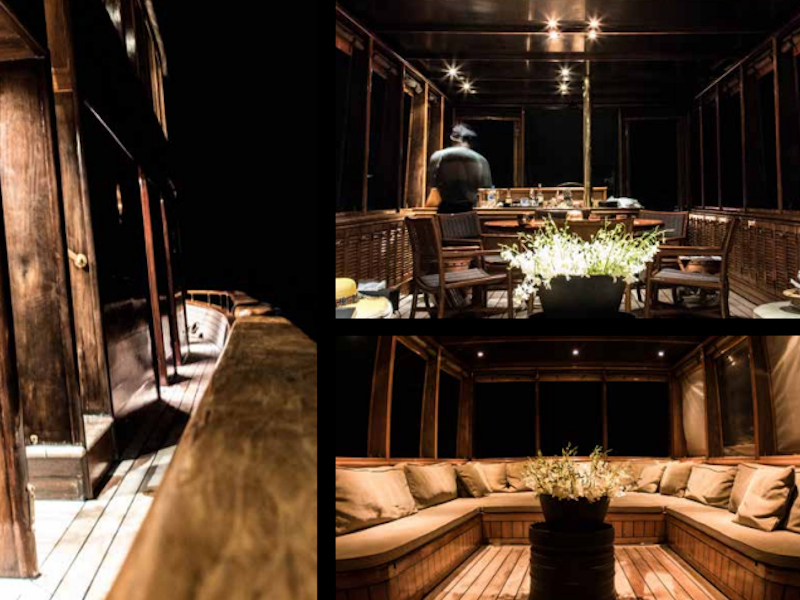 Wooden motor yacht (Maha Bhetra)  - 4