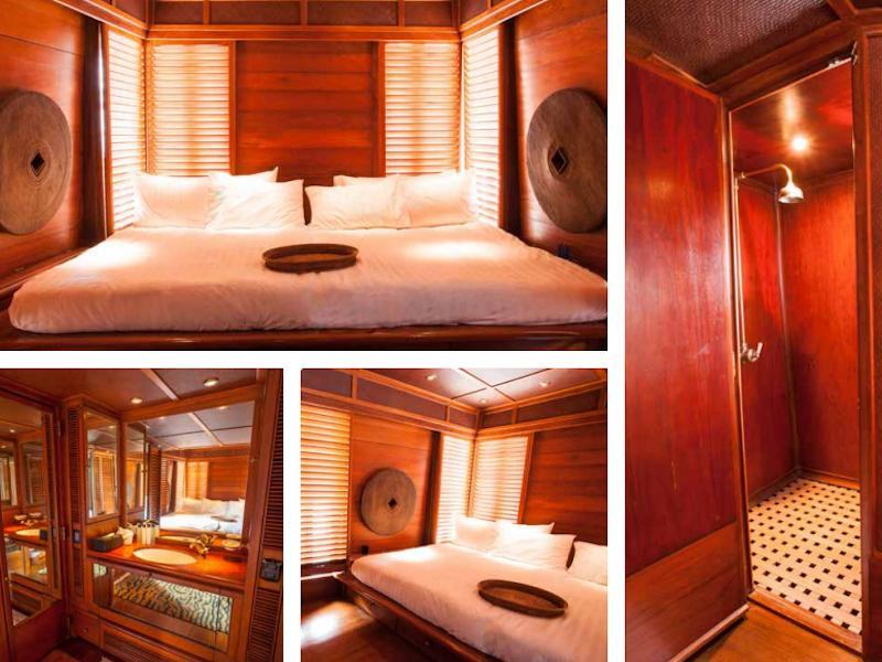 Wooden motor yacht (Maha Bhetra)  - 7