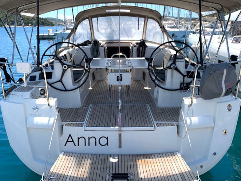 Sun Odyssey 479 (Anna)  - 22