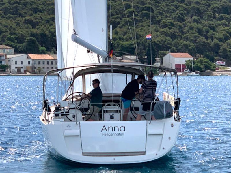 Sun Odyssey 479 (Anna)  - 13