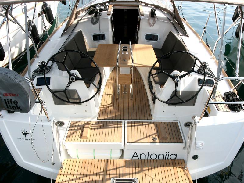 Sun Odyssey 349 (Antonija)  - 7