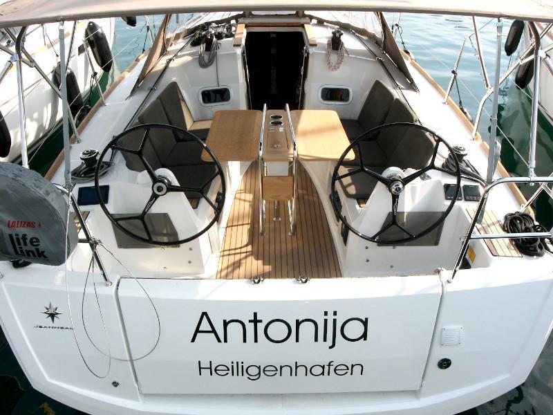 Sun Odyssey 349 (Antonija)  - 9