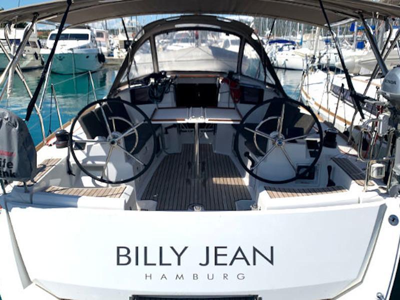 Sun Odyssey 389 (Billie Jean)  - 8