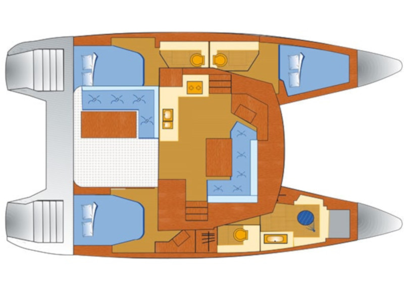 Lucia 40 - 3 cab (Makohela) Plan image - 22