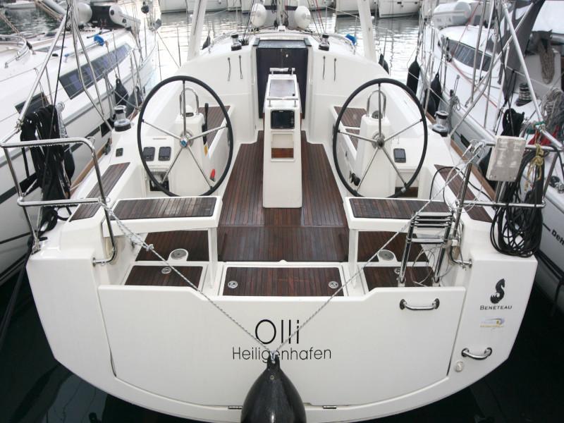 Oceanis 38 (Olli)  - 6