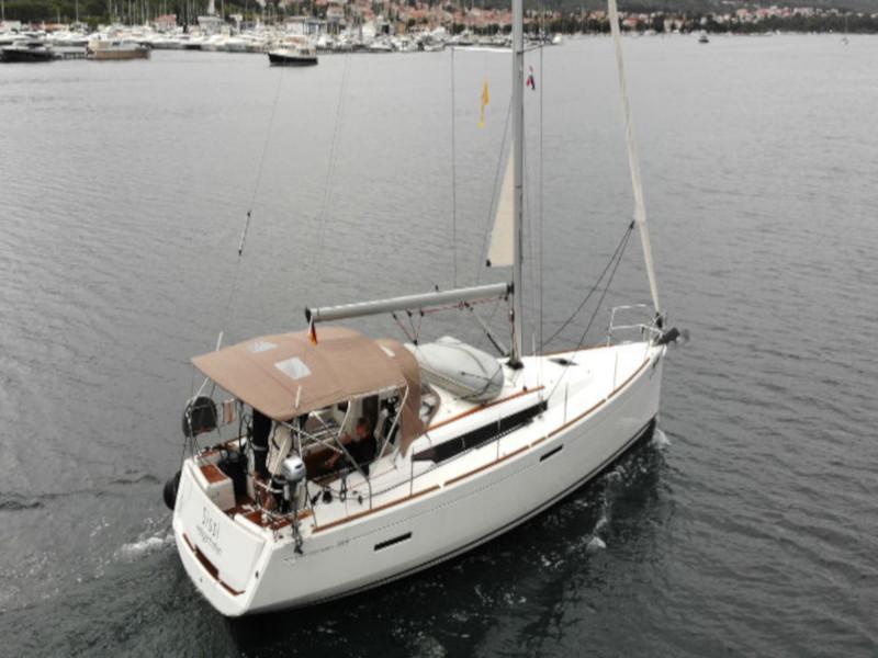 Sun Odyssey 389 (Sissi)  - 17