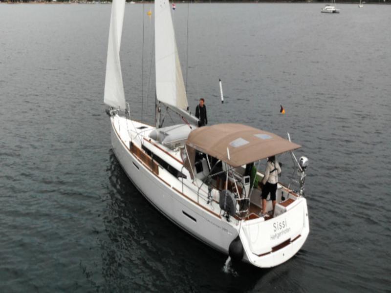 Sun Odyssey 389 (Sissi)  - 5