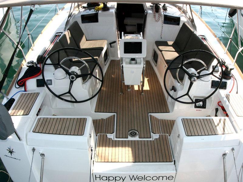 Sun Odyssey 419 (Happy Welcome)  - 5