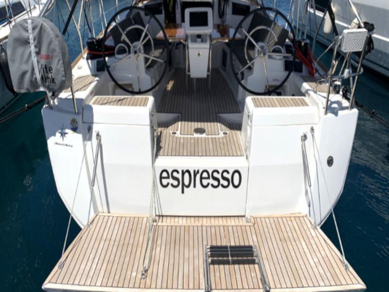 Sun Odyssey 419 (Espresso)  - 2