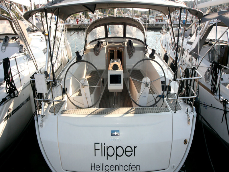Bavaria Cruiser 41 (Flipper) Heck - 11