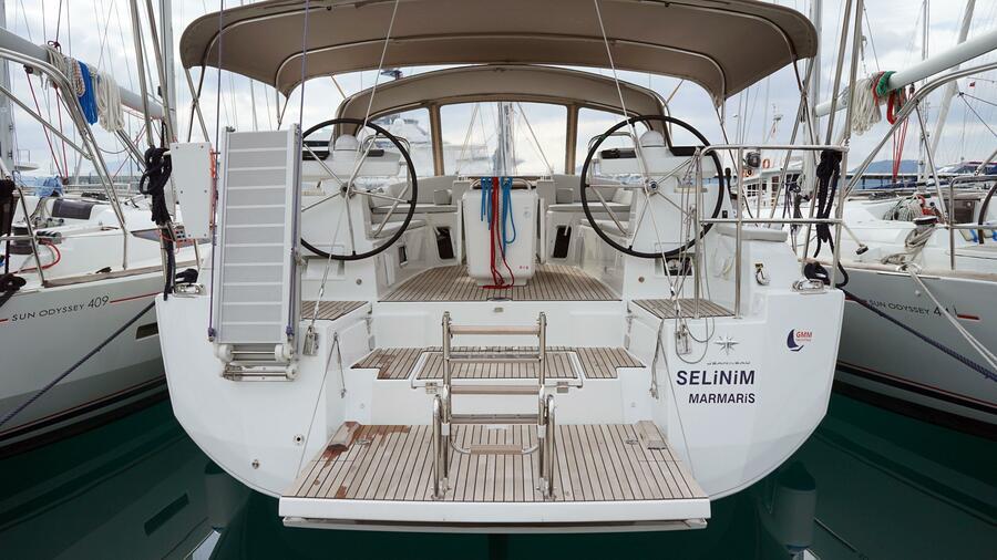 Jeanneau 51 (Selinim)  - 4