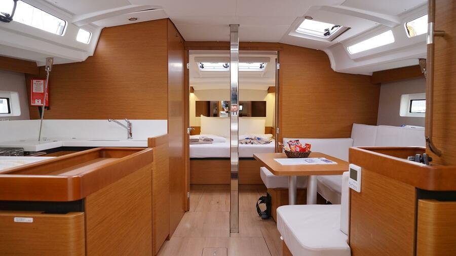 Sun Odyssey 440 - 3 Cabins (White Marlin)  - 22