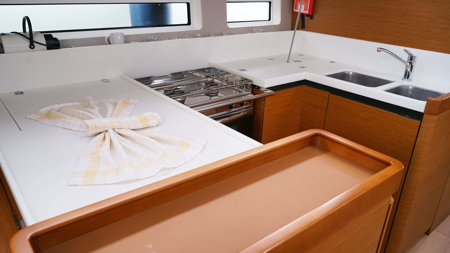 Sun Odyssey 440 - 3 Cabins (White Marlin)  - 23