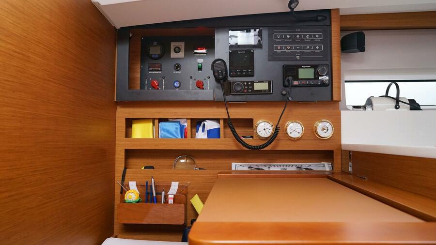 Sun Odyssey 440 - 3 Cabins (White Marlin)  - 5
