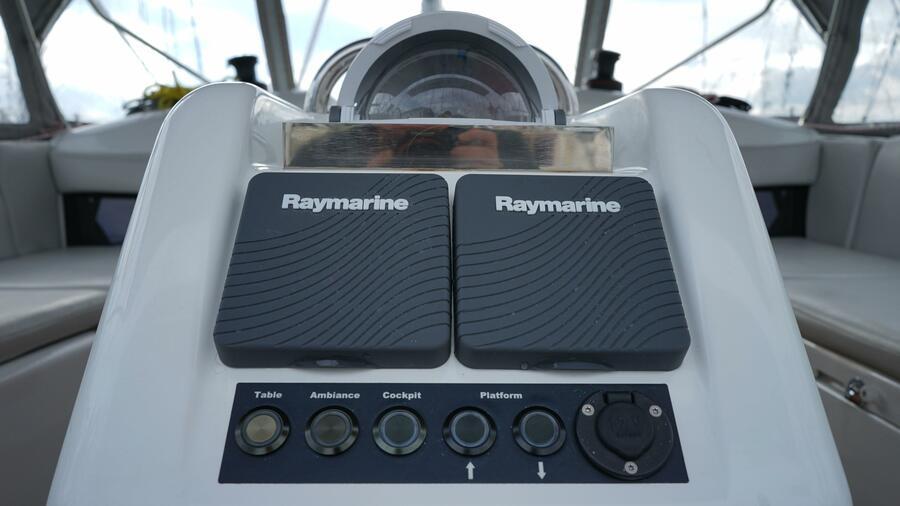 Sun Odyssey 440 - 3 Cabins (White Marlin)  - 7