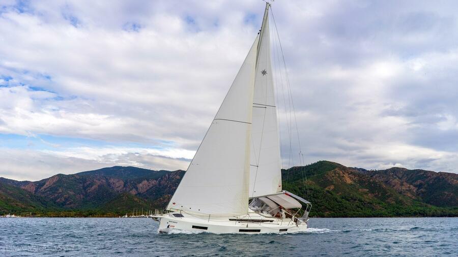 Sun Odyssey 440 - 3 Cabins (White Marlin)  - 17
